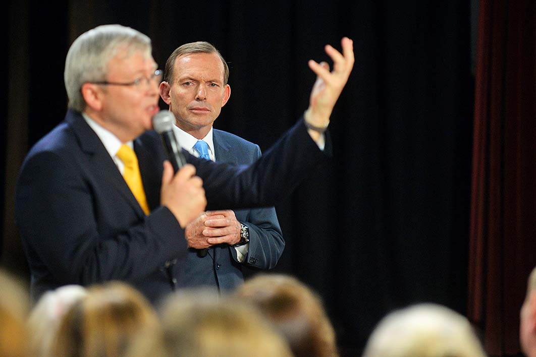 He S No Kevin Rudd Inside Story