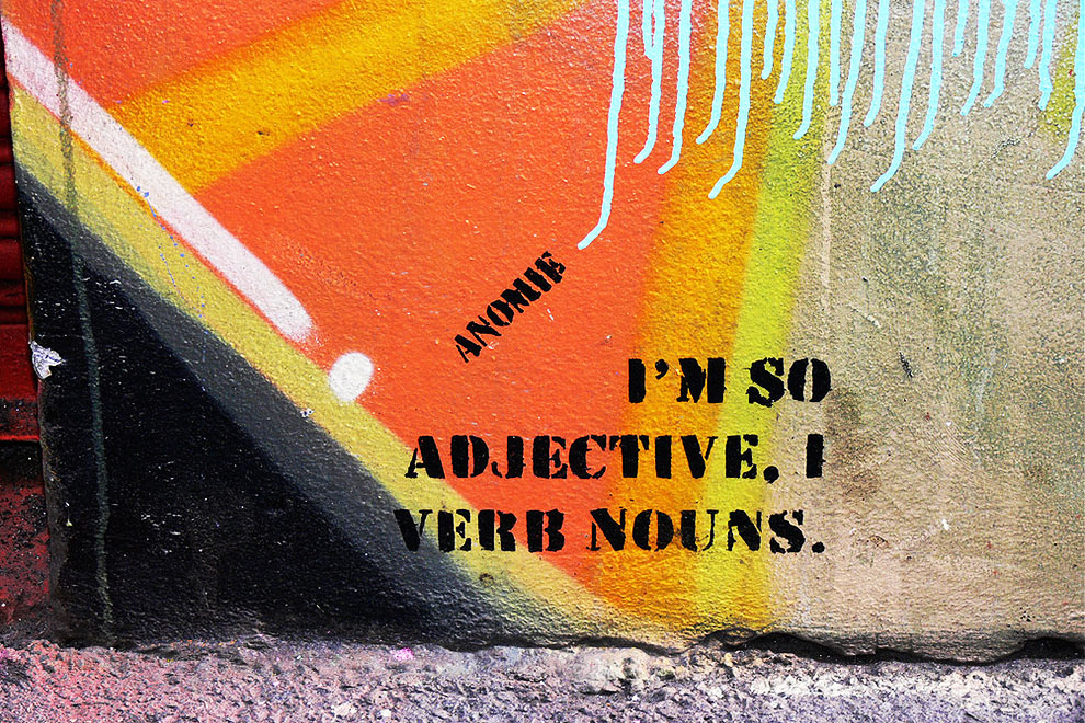 Noun, verb, adjective – or all three? | Inside Story