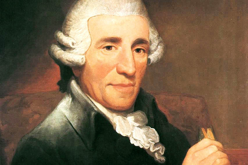 60e9d1f6a13684 Surprises abound: Detail from a portrait of Joseph Haydn (1791) by Thomas  Hardy. Royal College of Music Museum of Instruments/Wikimedia