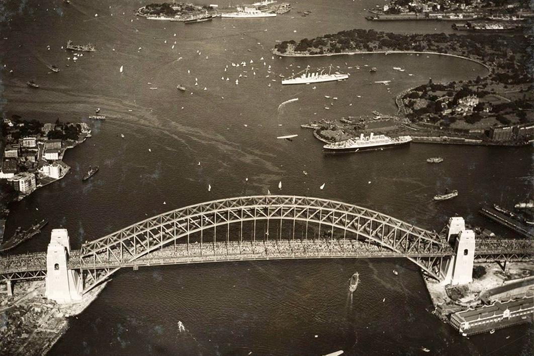 Sydney's wave of modernism • Meg Brayshaw